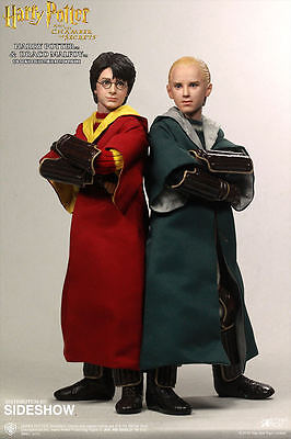 Harry Potter Draco Malfoy Quidditch Version Sechste Treppe Figure Star Ace