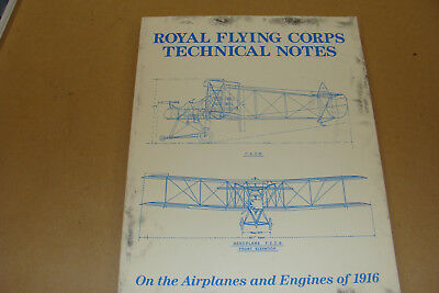 royal flying corps technical notes of 1916