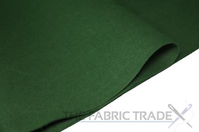 Olive Green Craft Felt Fabric Material - 100% Acrylic - 2mm Thick - 150cm Wide