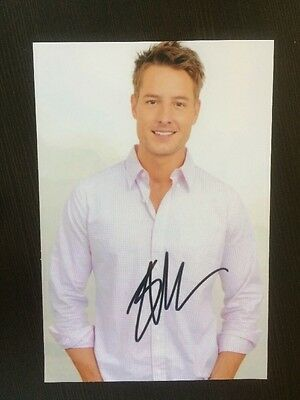 Justin Hartley 6x4