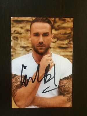 Calum Best Celebrity Big Brother