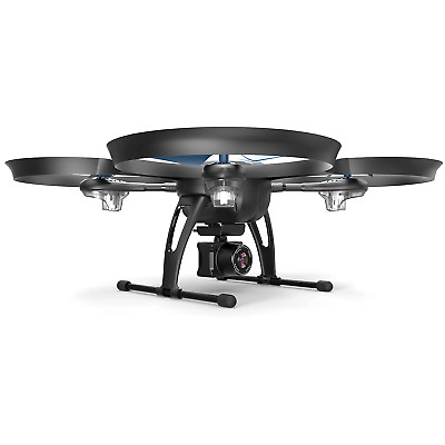 Drone Discovery 2 U818A PLUS WIFI FPV Maintient d Altitude x2 batteries