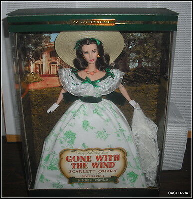 Nrfb Barbie  Gone With The Wind Barbecue Bbq Scarlett O'hara Timeless Treasures