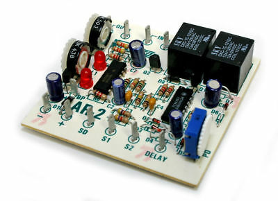 AR-2 Automatic DC Reversing Circuit w/ Adjustable Delay Circuitron 5401