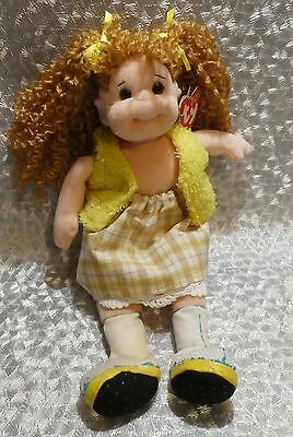 Ty Beanie Boppers Pretty Patti Soft Toy Rag Doll