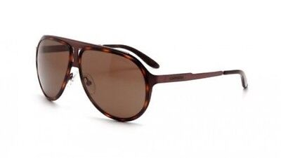 1abdef75bed AUTHENTIC CARRERA SUNGLASSES 8019 S TVLSP Matte Brown Frames Brown ...