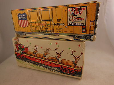Union Pacific Railroad Matches Vintage b