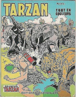 TARZAN  COLLECTION TARZAN  No 48