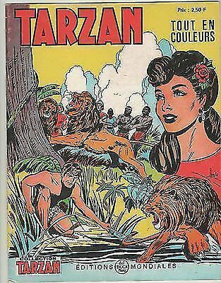TARZAN  COLLECTION TARZAN  No 55