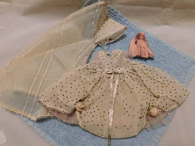 Ginny,     1949  - CINDERELLA OUTFIT - Tagged, Vintage Vogue