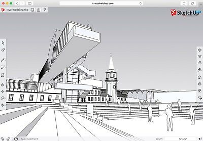 SketchUp Pro 2017  (x64)  - win - DIRECT DOWNLOAD