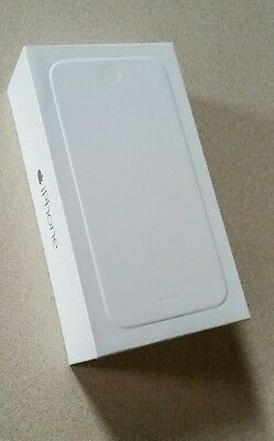 iPhone 6 128GB Box With Paperwork NO PHONE