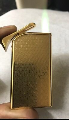 Louis Vuitton Gold  Metal Gas Lighter  Great Gift For All Smoker