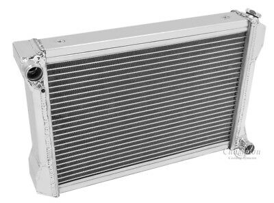 "1964-1974 MG Midget Radiator Champion All-Aluminum 2 Row Radiator & 14"" Fan"