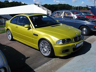 BMW M3 E46 252kW Petrol ECU Remap +9bhp +10Nm Chip Tuning
