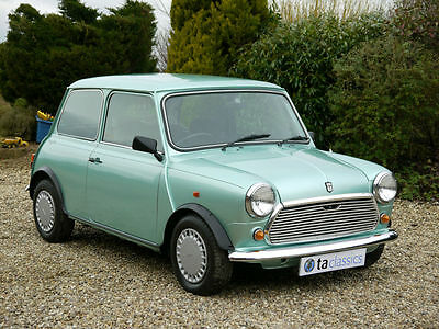 1986 Austin Mini Mayfair 1.0 Automatic. Only 11,000 Miles From New.