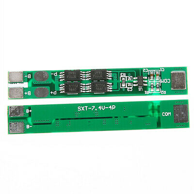 2S 10A Li-ion Lithium Batterie 18650 Chargeur BMS Protection Board PCB 7.4V 8.4V