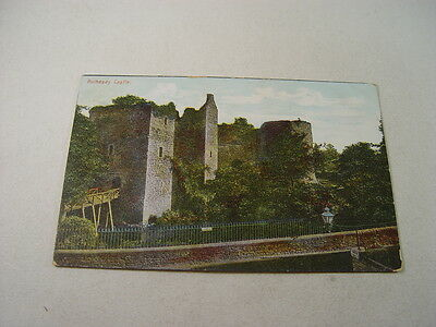 TOP10013 - Postcard - Rothesay Castle