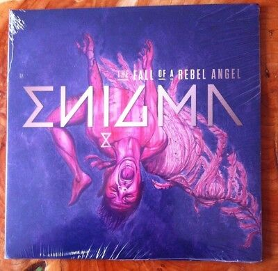 Enigma - The Fall Of A Rebel Angel VINYL LP NEW & SEALED