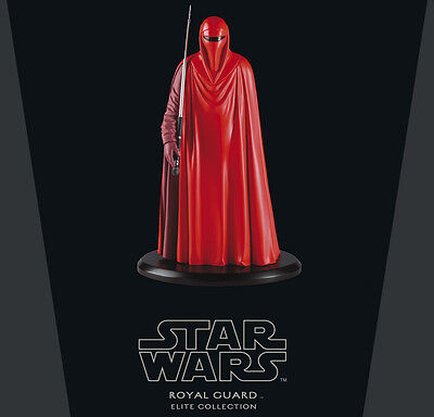 Royal guard STAR WARS Statuette Elite collection Limited edition Collectible