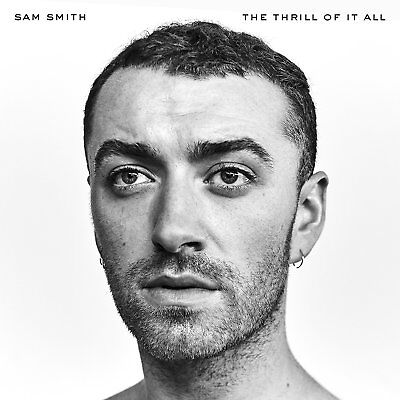 SAM SMITH 'THE THRILL OF IT ALL' CD (3rd November 2017)