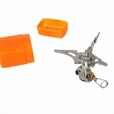 Portable Outdoor CampYFg Picnic Finding Mini Gas Stove with Piezo Ignition LU