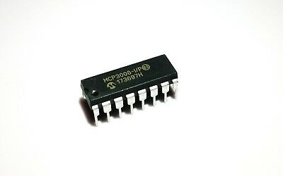 Microchip MCP3008 2.7V 8-Channel 10-Bit A/D Converters with SPI Serial Interface