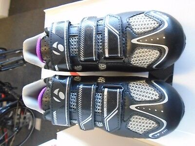 Bontrager Solstice Ladies Cycling/Spinning shoes