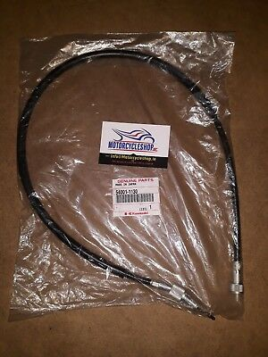 Genuine Kawasaki Speedometer Cable for '94-'97 ZX-9R Ninja Part No.54001-1130