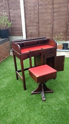 Roll-top Desk (Childs) Used