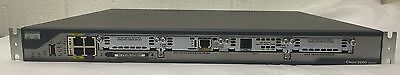 Cisco 2800 2801 Integrated Services Router ISR 128 DRAM 64 MB Flash 47-17015-04