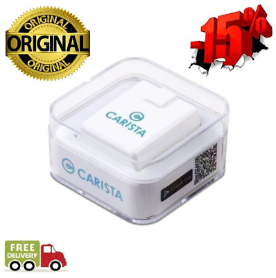 Carista Bluetooth OBD2 Adapter App Diagnose Customize Service Audi BMW Lexus etc