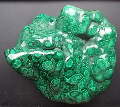 Malachite 4660 grammes - Natural Free Form Malachite