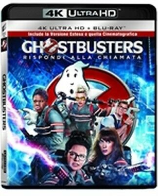 Ghostbusters - Extended Edition (4K Ultra HD + Blu-Ray Disc)
