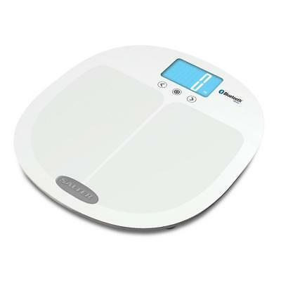 Salter Curve Smart Analyser Pro Bathroom Bluetooth Scale