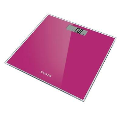 Salter Glass Electronic Digital Bathroom Scale - All Colours
