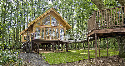 Tree House Package Holiday Accommodation All Inclusive Activities Free Boats