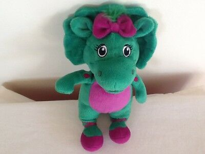 "Barney - Baby Bop Plush Soft Toy 2012 10"" Excellent Condition"