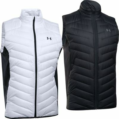 Under Armour Golf 2017 Mens Thermo ColdGear Reactor Gilet Golf Vest