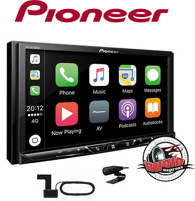 Pioneer SPH-DA230DAB inkl.DAB+ Antenne USB/AUX/Bluetooth Apple Carplay Android