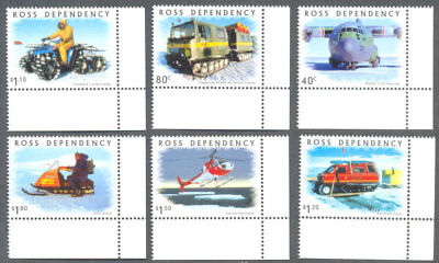 Ross Dependency-Antarctic transport(2000)mnh