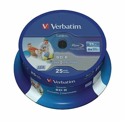 Verbatim Blu-ray 25 GB 25 Pieces