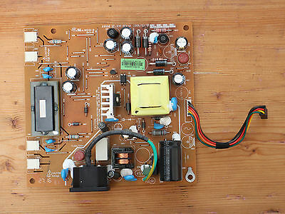 Acer AL1916W power supply board AW698 VP-930 REV 1A 2006/03/08