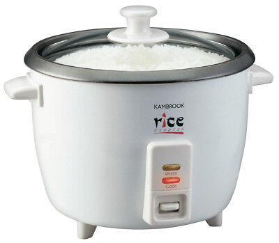 NEW Kambrook KRC5 5 Cup Rice Cooker