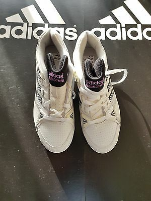 Genuine Adidas Torsion Olympia Lo 1Df  Fitness Shoes                Uk Size 10