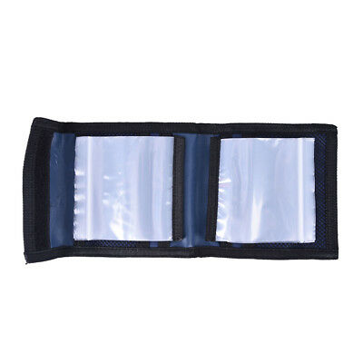 Blue Fishing Line Leader And Tube Fly Storage Wallet--13.50*13cm ZP