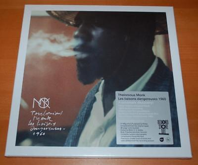 Thelonious Monk - Les Liaisons Dangereuses 1960 - RSD 2017 Sealed Numbered Box