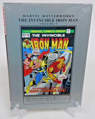 Invincible Iron Man Volume 9 #54-67 Marvel Masterworks HC Hard Cover New Sealed