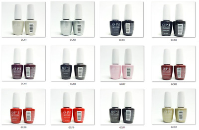 OPI GELCOLOR HOLIDAY XOXO ProHealth Technology COLORS YOU PICK GC J01 TO GC J12