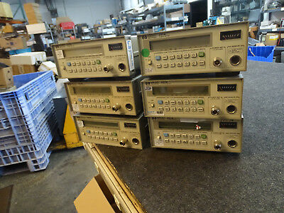 HP Agilent Keysight 437B Power Meter 100kHz to 110GHz - Passes Self-Test